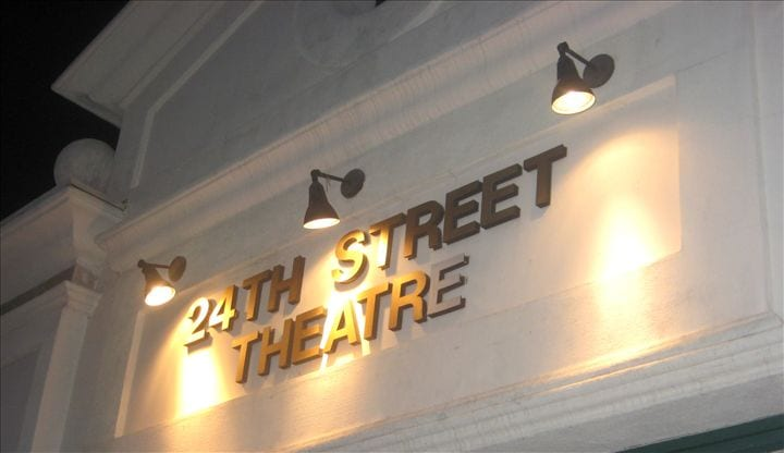 1 24th Street Theater 1 - Walking the Tightrope